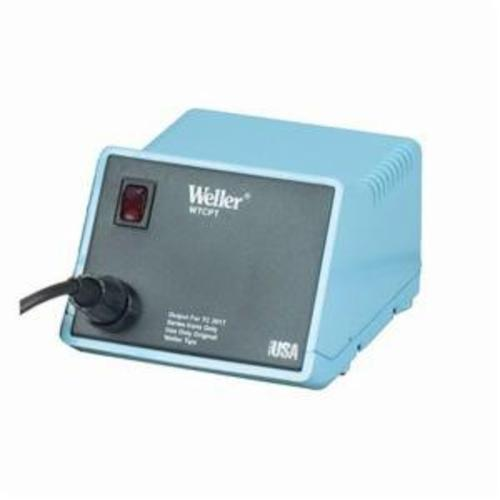 Weller PU120T Power Unit, 60 W, 120 V Input, 24 V Output, 600 - 800 deg F, 114 mm x 150 mm x 91 mm Footprint