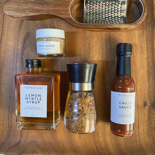 Honey to mustard's to relishes & sauces, sweets to savouries it's all here in our Gourmet Gifts.