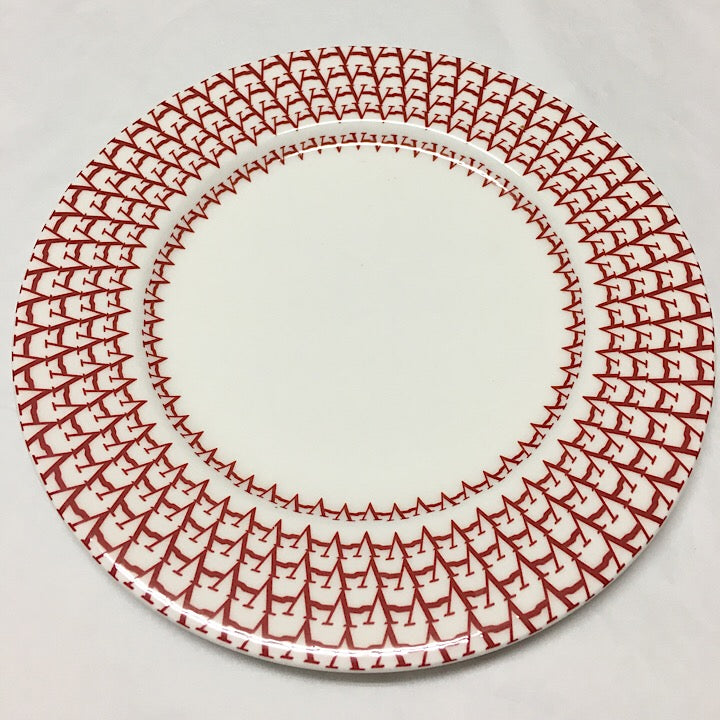 VALENTINO FINE BONE CHINA PLATE