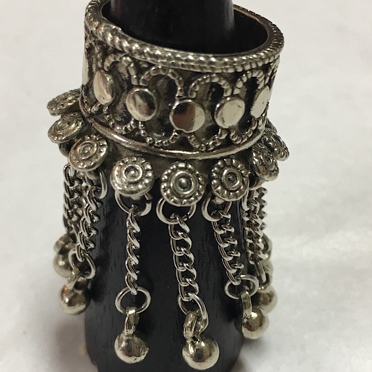 TURKISH TASSEL RING