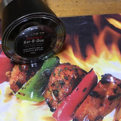 SMOKED BARBEQUE PEPPER