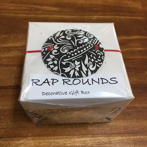 SQUARE CARDBOARD GIFT BOXES