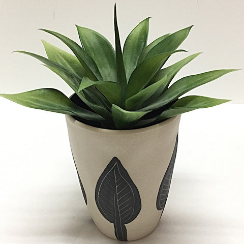 POCKET PLANTER BEAKER LEAF
