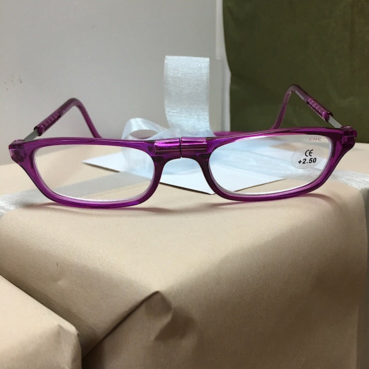 CLIC READING GLASSES