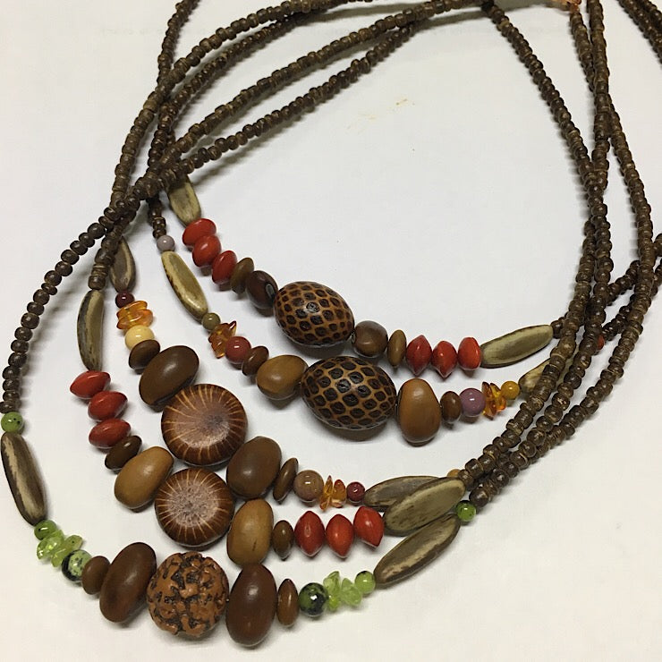 SPINIFEX CREATIONS NECKLACE
