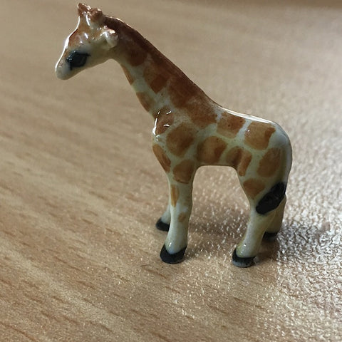 GIRAFFE MINI PORCELAIN
