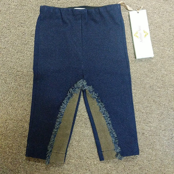 DENIM LEGGINGS SIZE 00