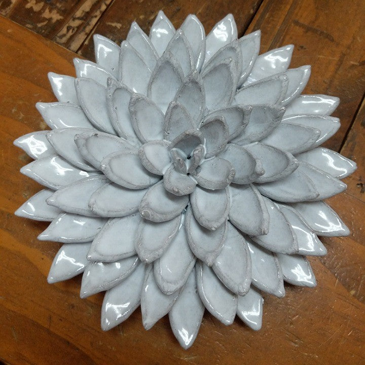 CERAMIC LOTUS FLOWER