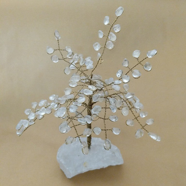 QUARTZ GEM TREE