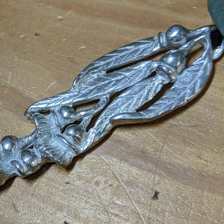 MINI PEWTER SPOON
