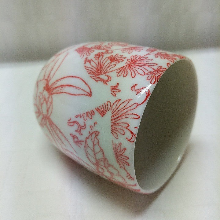 SAMANTHA ROBINSON CERAMIC TEA CUP TALL
