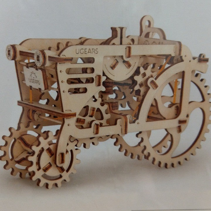 UGEARS WOODEN MECHANICAL