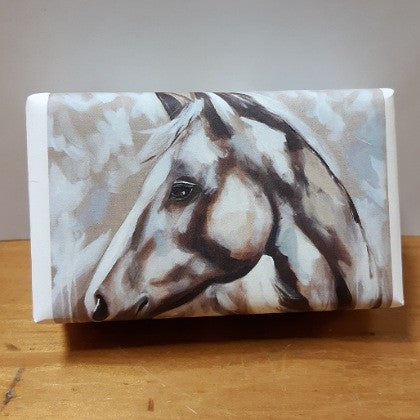 HALO HORSE LEMONGRASS SOAP - AMANDA BROOKS