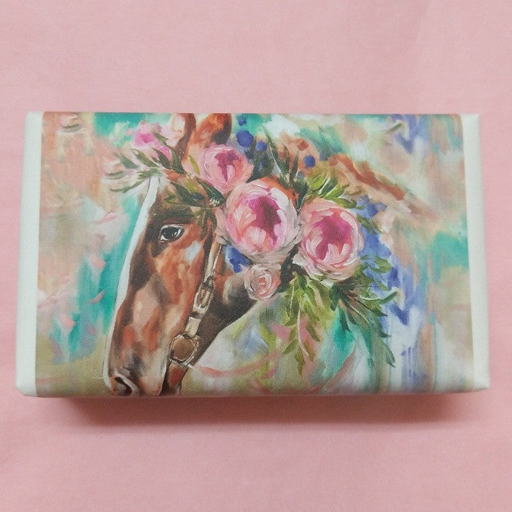 SOAP FRANGIPANI WHISPERING DREAMS HORSE
