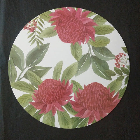 WARATH ROUND PLACEMAT SET 4