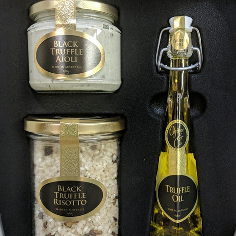 WHITE GOLD TRUFFLE GIFT PACK