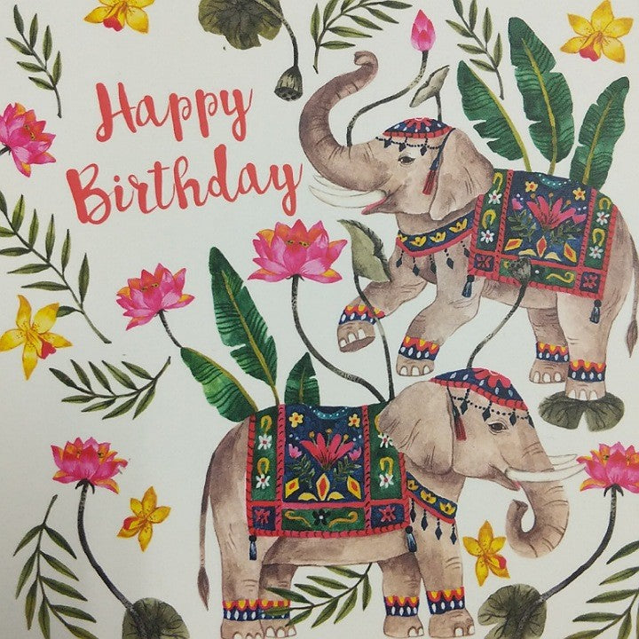 GREETING CARD LALA LAND
