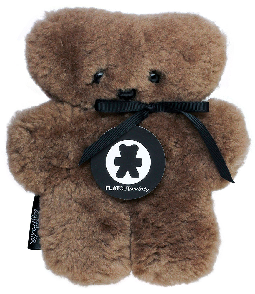 FLATOUT BABY BEAR CHOCOLATE
