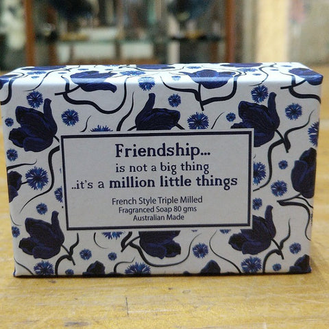SOAP FRIENDSHIP