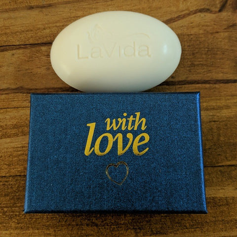 SOAP WITH LOVE