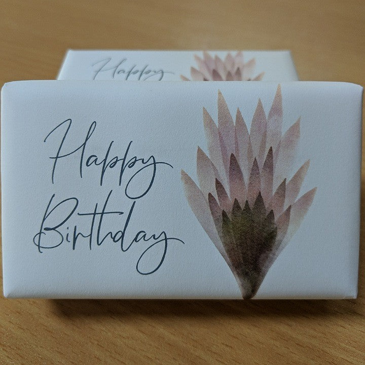 SOAP HAPPY BIRTHDAY FRANGIPANI