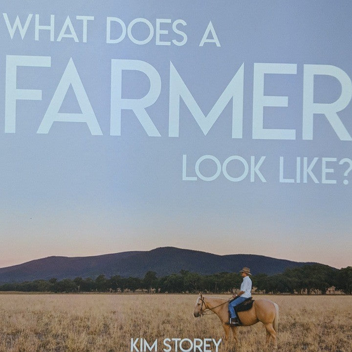 COFFEE TABLE BOOK WHAT DOES A FARMER LOOK LIKE