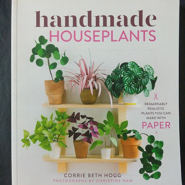 BOOK HANDMADE HOUSEPLANTS