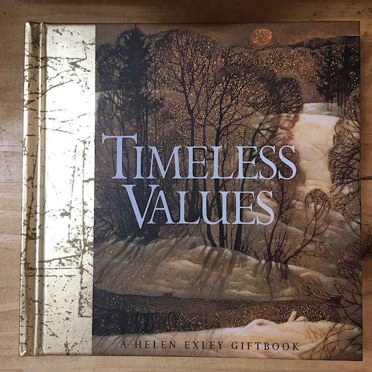TIMELESS VALUES BOOK