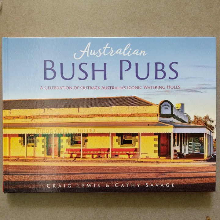 BOOK - AUSTRALIAN BUSH PUBS