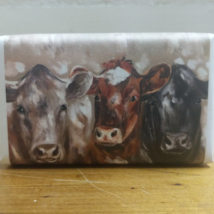 SOAP AMANDA BROOKS COWS