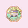 Camp Manager Pin (Pink)