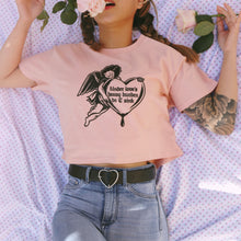 Love Spell Cropped Tee