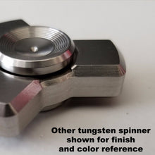 Tungsten Quasar XL Fidget Spinner (ships in 1-2 days)