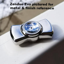 Zentri™ Evo Metal Fidget Spinner, R188 Press-fit Bearing (pre-order)