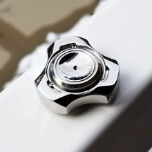 Quasar Halo Ring Spinner, with modular bearing system