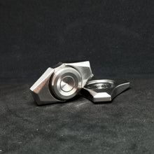 Zenduo Nano Metal Fidget Spinner, R188 Press-fit Bearing