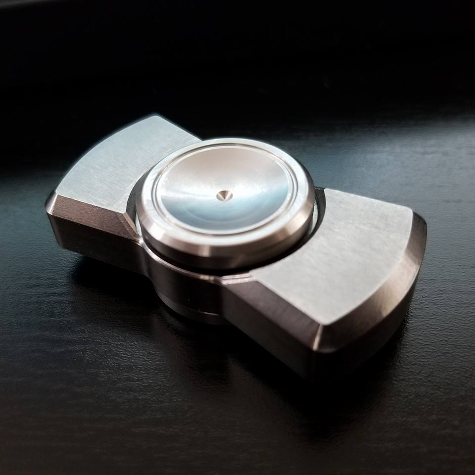 Tungsten Zenduo Evo Fidget Spinner - ships in ~3 days