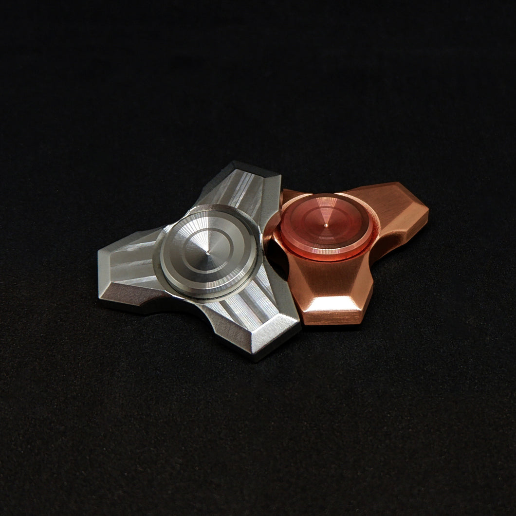 Tri Quasar XL Fidget Spinner, R188 Press-fit Bearing