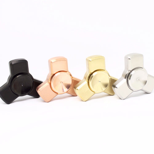 Zentri™ Nano Metal Fidget Spinner in Stainless Steel, Titanium & more with R188