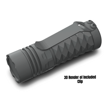 AONIC Triple LED Flashlight - 1st Edition (ships in ~6 weeks)