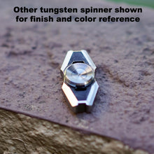 Tungsten Deltacore Fidget Spinner - ships in ~5-6 weeks