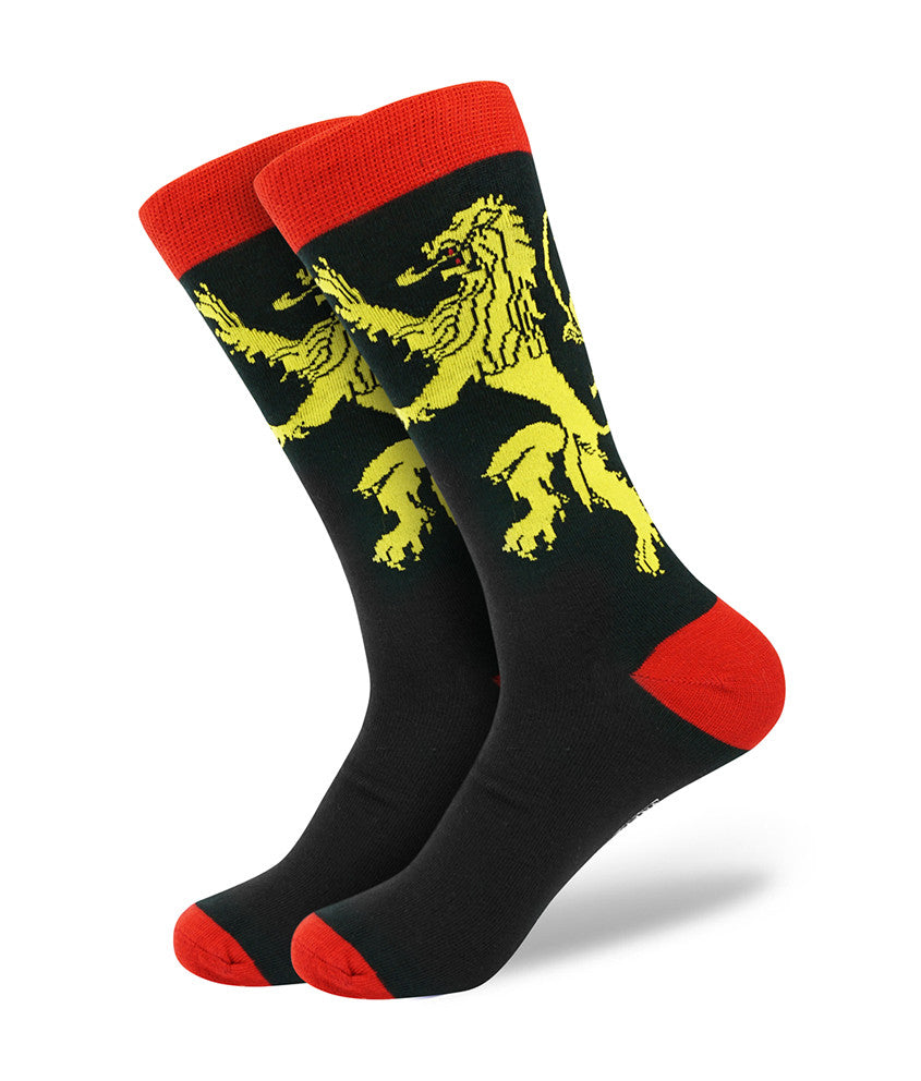Lannister Comfortable Cotton Socks