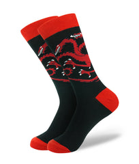 Targaryen Comfortable Cotton Socks