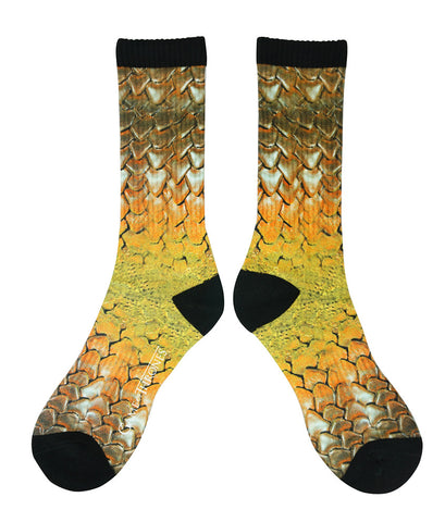 Dragon scales Sublimated Socks