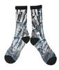 Swords Sublimated Socks