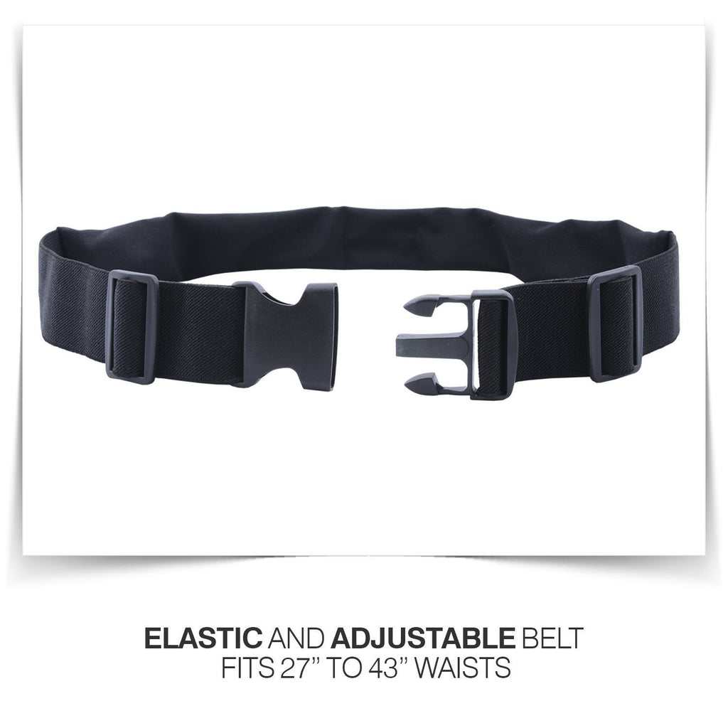 Expendable Running Belt