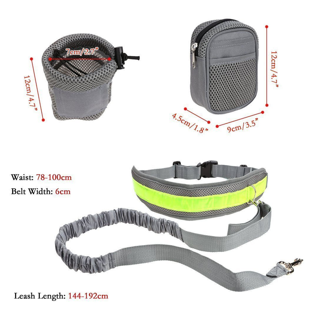 Hands Free Dog Running Kit