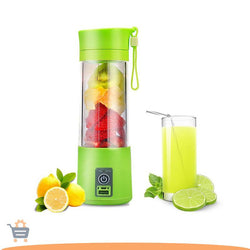 Portable USB Juicer and Protein Shaker