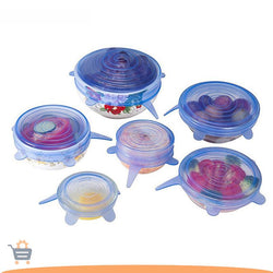 COVER-IT Silicone Stretch Lids Set