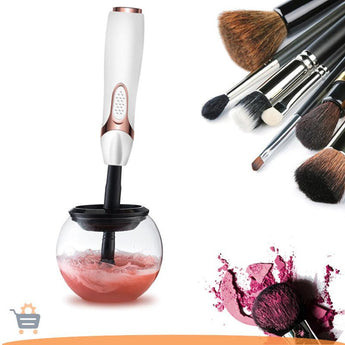 Revolutionary Makeup Brush Cleaner